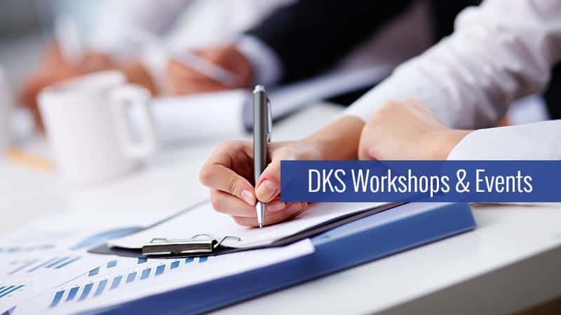 DKS Workshops and Events